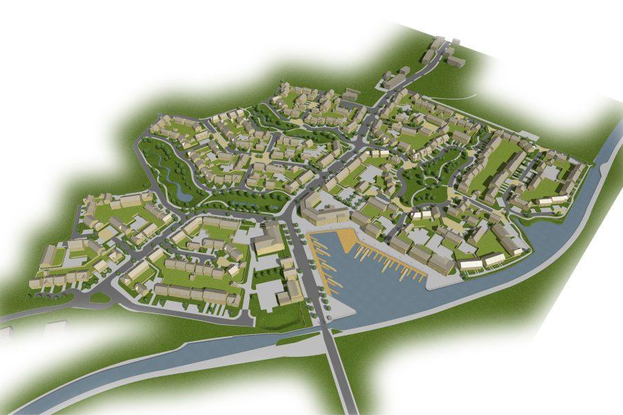 sketch-masterplan-model-sw-aerial-view